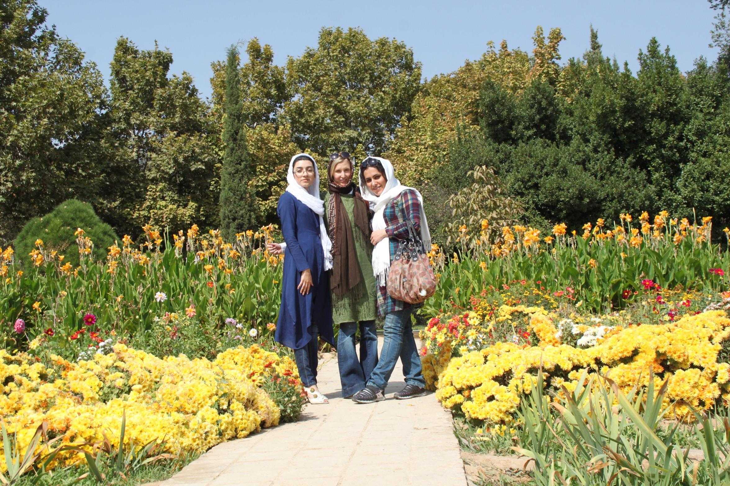 Iranische frau kennenlernen